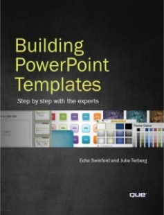 Building a PowerPoint Template? Check out Echo's Latest Book